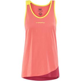 La Sportiva Dihedral Sleeveless Shirt Women pink/red